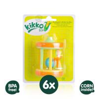 Ökologisches Kinderspielzeug XKKO ECO - Drum 6x1St. (GH Packung)