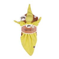 XKKO BMB Bambus-Schnuffeltuch - Lemon 5x1St. (GH Packung)