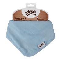 Kinderschal XKKO BMB - Baby Blue 1 St.