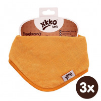 Kinderschal XKKO BMB - Orange 3x1 St. (GH packung)
