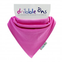 Dribble Ons Classic - Fuchsia