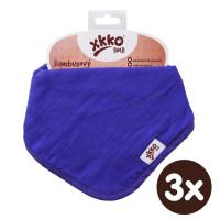 Kinderschal XKKO BMB - Ocean Blue 3x1 St. (GH packung)