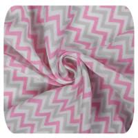 XKKO BMB Musselin Bambuswindeln 70x70 - Scandinavian Baby Pink MIX 10x3er Pack (GH packung)