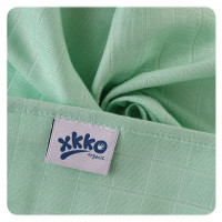 BIO-Baumwolle Windeln XKKO Organic 70x70 Old Times - Pastels For Boys 40x5er Pack (GH Packung)