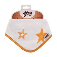 Kinderschal XKKO BMB - Orange Stars 1 St.