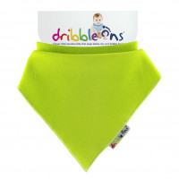 Dribble Ons Bright - Lime