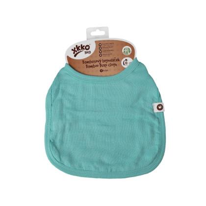 XKKO BMB Kinderlätzchen - Turquoise