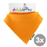 Dribble Ons Bright - Orange 3x1St. (GH Packung)