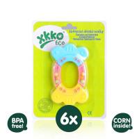 Öko Beißringe XKKO ECO - Candy 6x1St. (GH Packung)