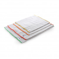 XKKO Classic Faltwindeln (4/8/4) - Newborn White 6x6er Pack (GH Packung)