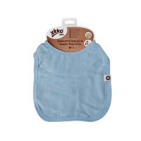 XKKO BMB Kinderlätzchen - Baby Blue 3x1St. (GH Packung)