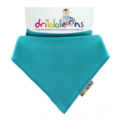 Dribble Ons Bright - Turquoise