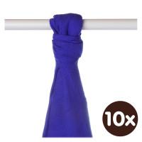 XKKO BMB  Windeltücher 90x100 - Ocean Blue 10x1St.(GH packung)