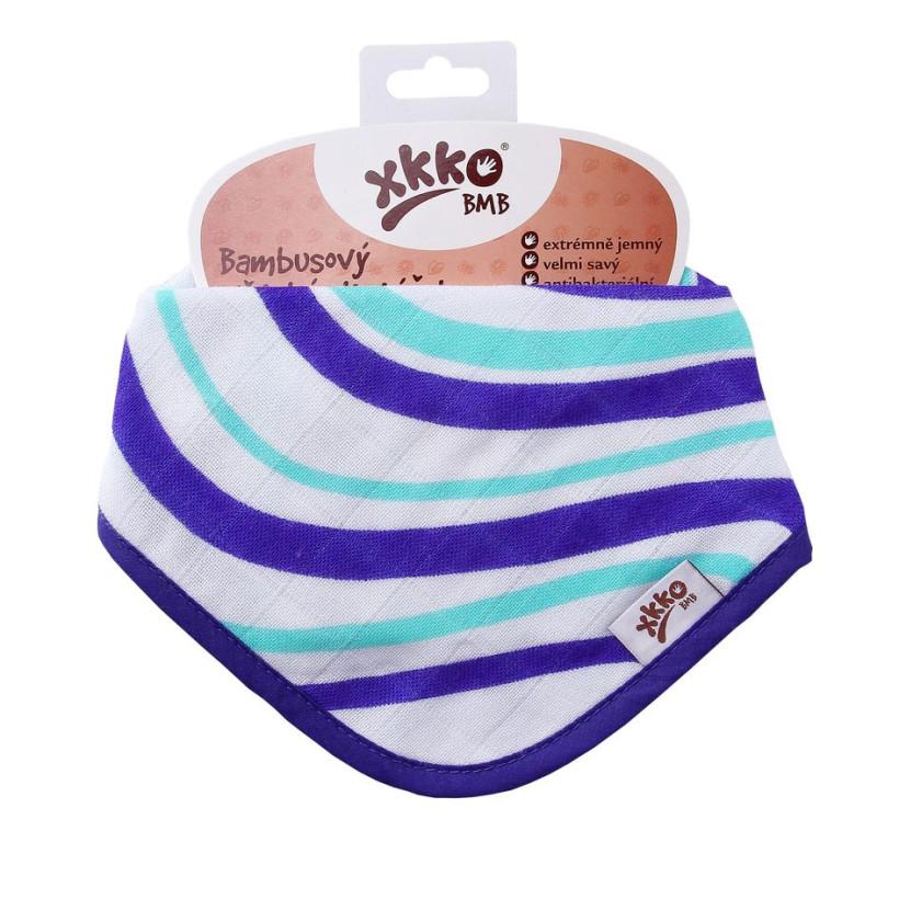 Kinderschal XKKO BMB - Ocean Blue Waves 1 St.