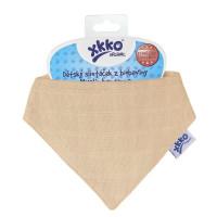 Kinderschal XKKO Organic Old Times - Summer peach 1St.