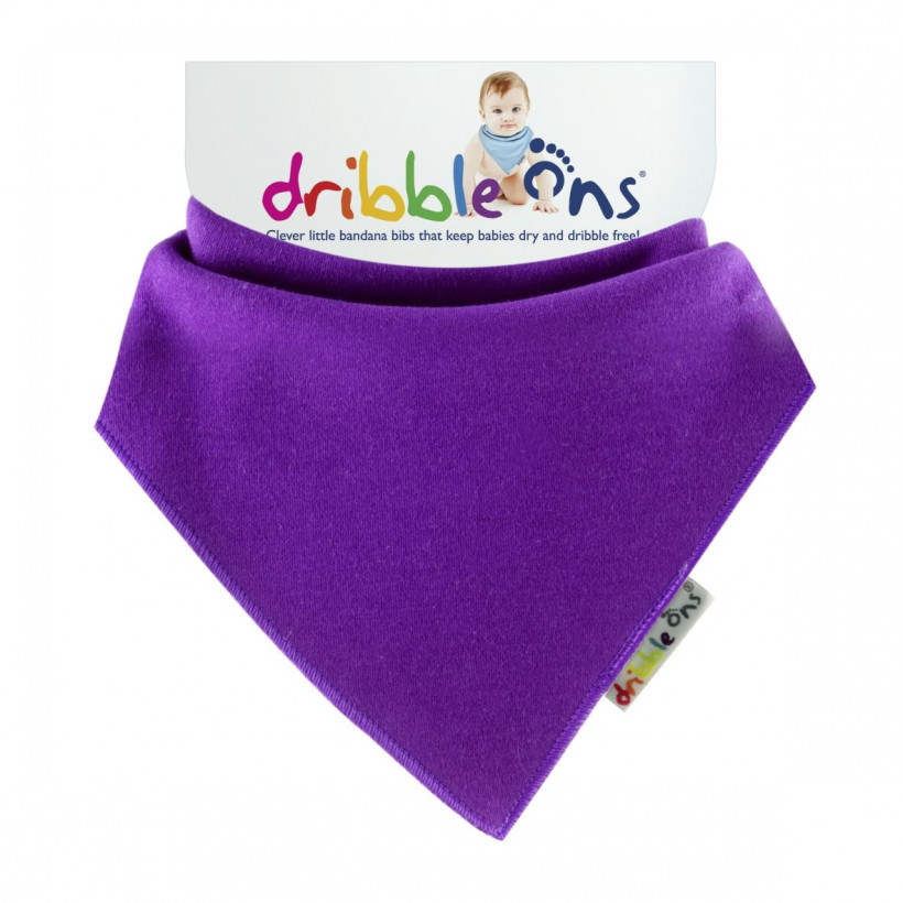 Dribble Ons Bright - Grape