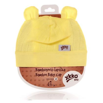 XKKO BMB Kindermütze - Lemon