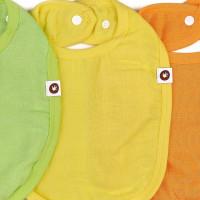 XKKO BMB Kinderlätzchen - Colours MIX 5x3er Pack (GH Packung)