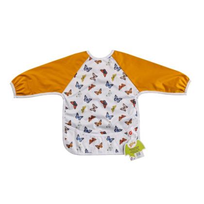 Lätzchen mit Ärmeln XKKO - Butterflies