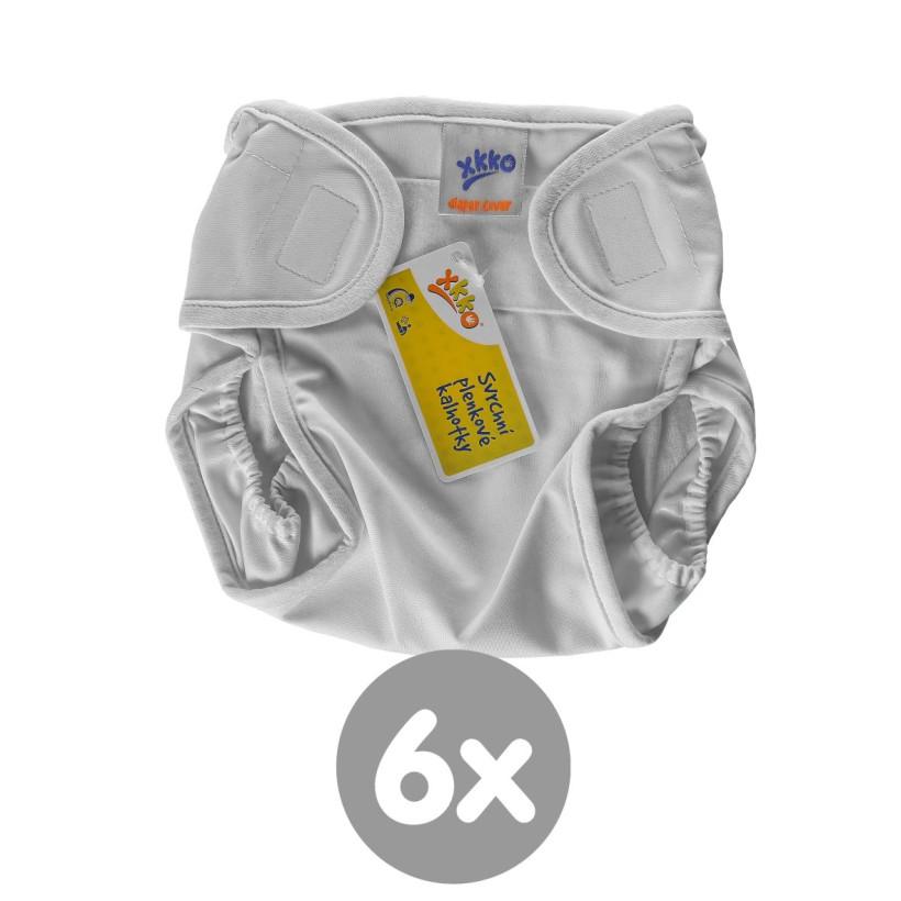XKKO PUL Windelüberhöschen - 6x1St.(GH Packung)