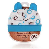 XKKO BMB Kindermütze - Cyan Bubbles