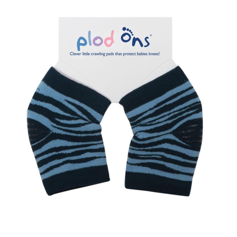 Plod Ons Knieschoner - Zebra 2x1 Paar (GH Packung)