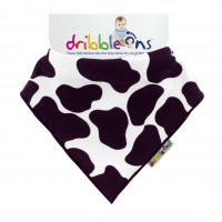 Dribble Ons Designer - Funny Cow 3x1St. (GH Packung)