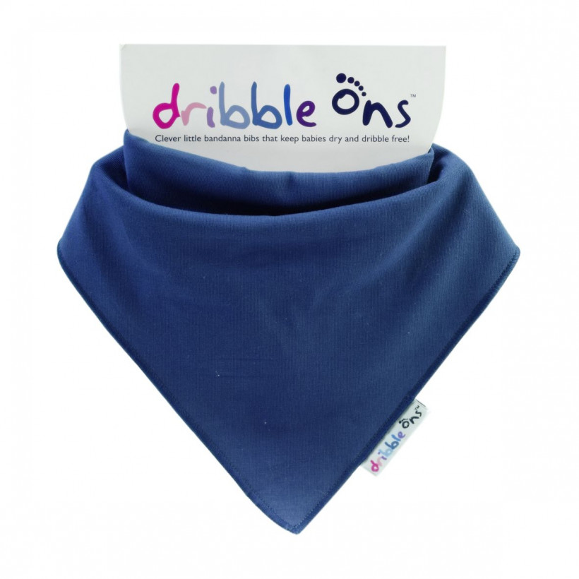 Dribble Ons Classic - Navy 3x1St. (GH Packung)