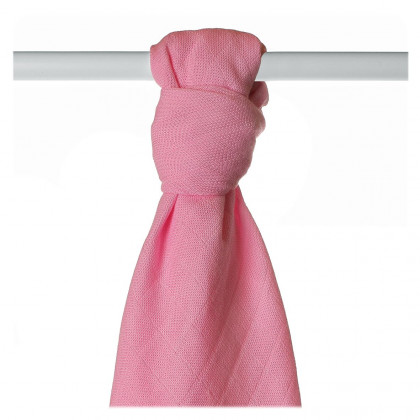 XKKO BMB  Windeltücher 90x100 - Pink 1St.