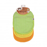 XKKO BMB Kinderlätzchen - Colours MIX 3er Pack