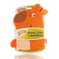 XKKO Waschlappemit Handpuppe (BA) - Koala2