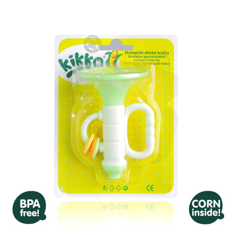 Ökologisches Kinderspielzeug XKKO ECO - Trumpet 6x1St. (GH Packung)
