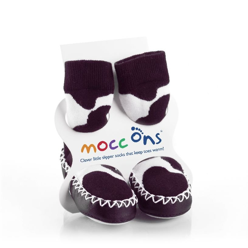 Mocc Ons Hüttenschuhe - Cow