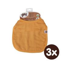 XKKO BMB Kinderlätzchen - Orange 3x1St. (GH Packung)