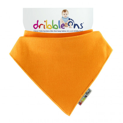 Dribble Ons Brights - Orange