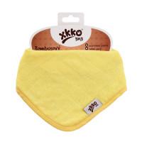 Kinderschal XKKO BMB - Lemon 3x1 St. (GH packung)