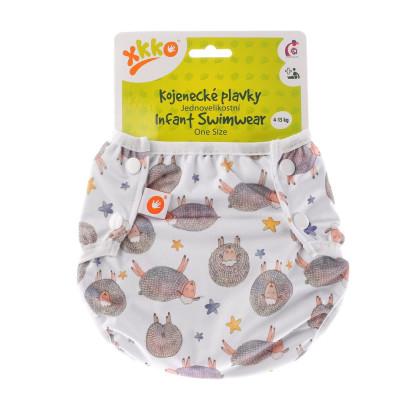 Baby-Badeslip XKKO One Size - Dreamy Sheeps
