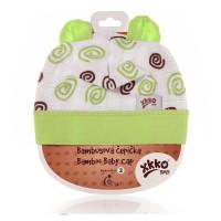 XKKO BMB Kindermütze - Lime Spirals 3x1St. (GH Packung)